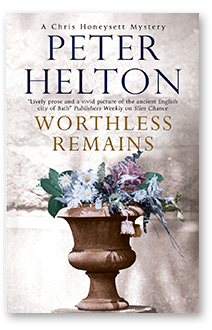 Worthless Remains by Peter Helton