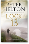 Lock 13 Chris Honeysett mystery by Peter Helton